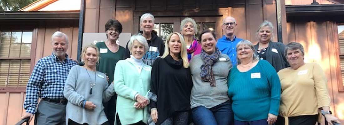 November 2019 CanCare Charleston volunteers