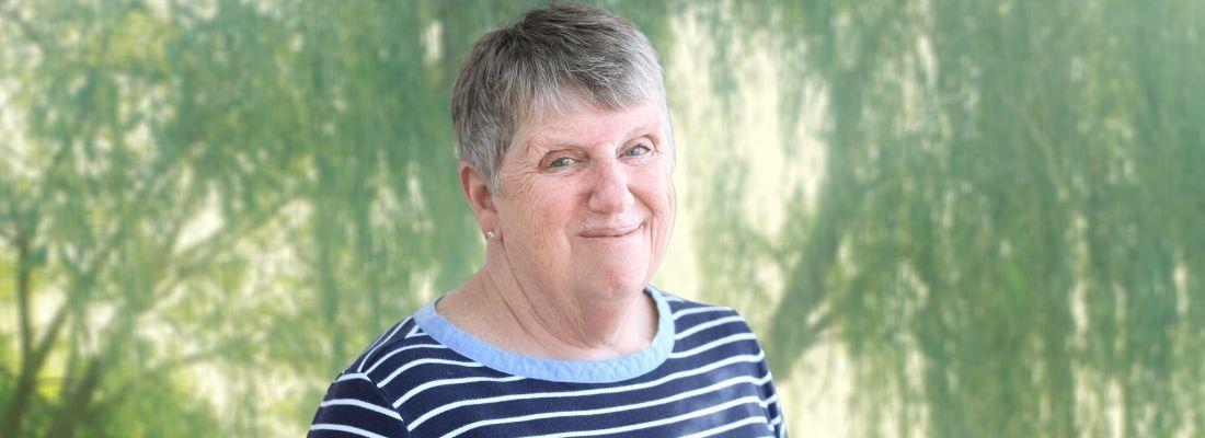Mary Wilbur CanCare Charleston leadership team member